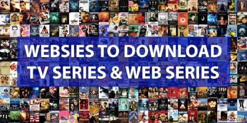 BEST SITES TO DOWNLOAD WEB SERIES FOR FREE
