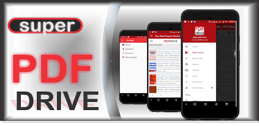 HOW TO DOWNLOAD PDF DRIVE FOR ANDROID AND PC