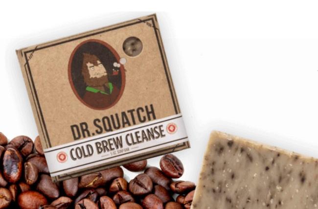 DR SQUATCH SOAP