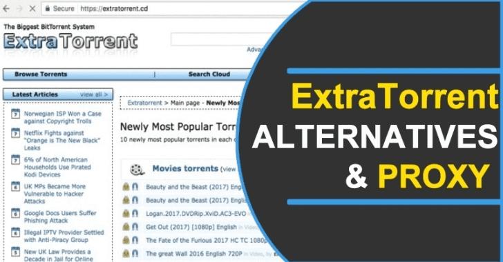 EXTRATORRENTS PROXY LIST  EXTRATORRENTS UNBLOCK & BEST ALTERNATIVES