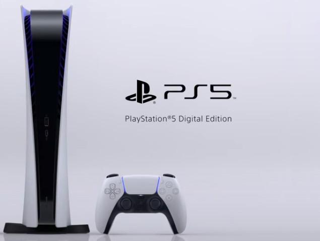 Sony PlayStation 5 Digital Edition   Comparison tables - SocialCompare