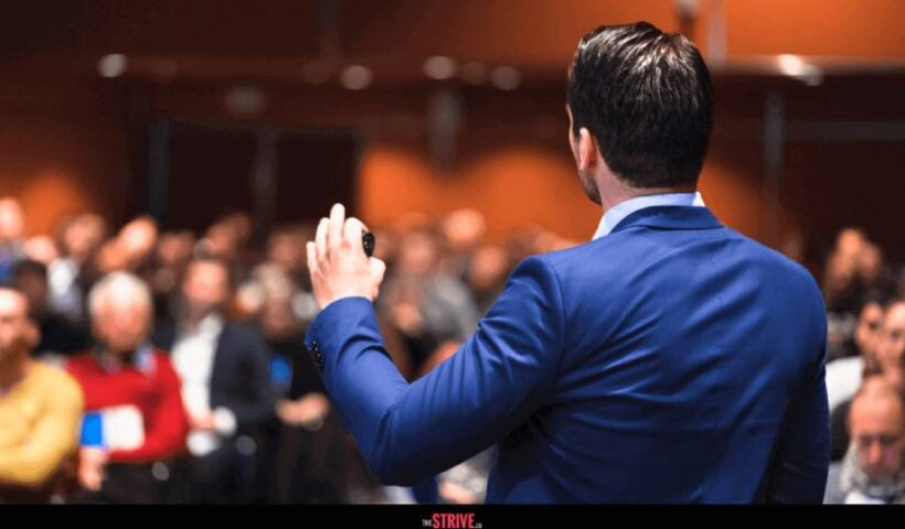 What Does a Motivational Speaker Really Do?