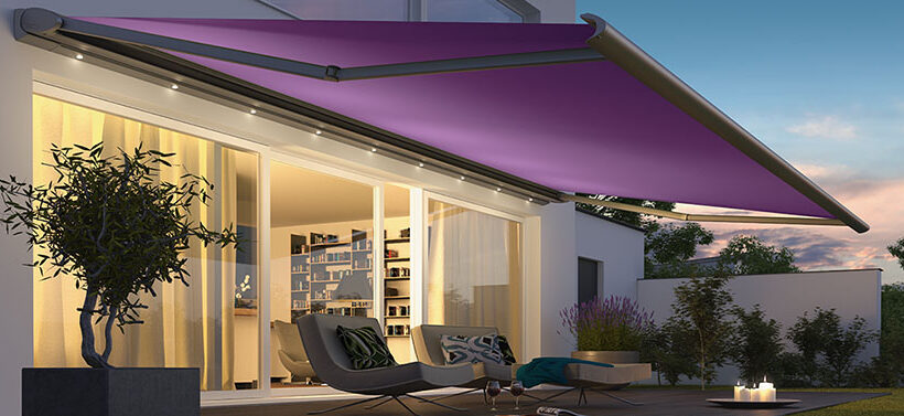5 Different Types of Awnings You Can Install