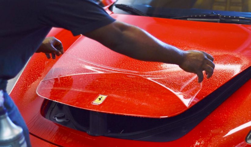 Benefits of your getting your car a paint protection